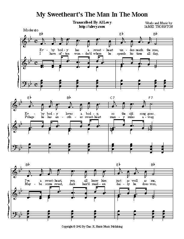 Piano piano bar songs sheet music : moon.jpg